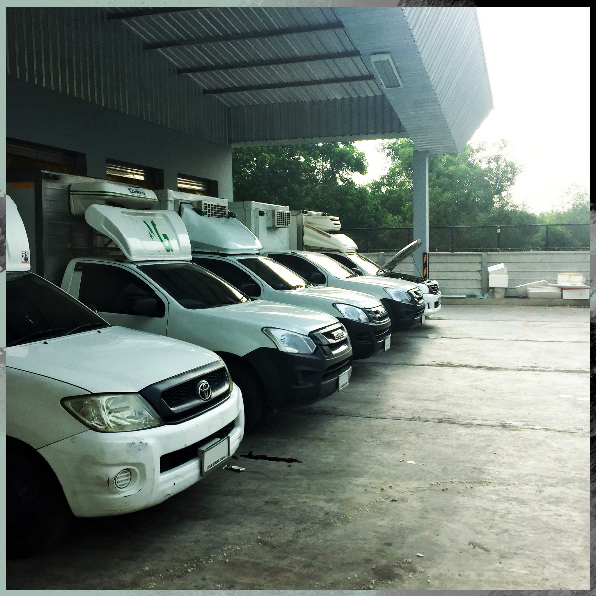 The Transportation of Simiran Food Products